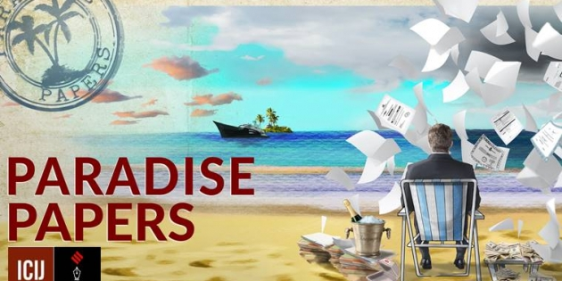 Paradise Papers'ta 93 Türk listede